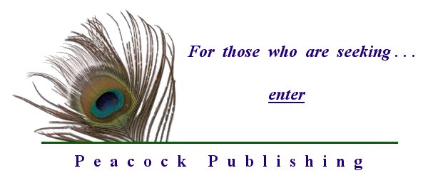 Welcome to Peacock Publishing